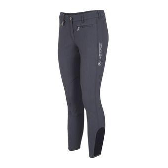 Pikeur PRISCA - Pantalón con silicona mujer dark grey