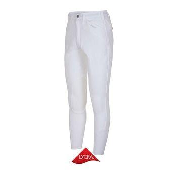 Pikeur RODRIGO II - Pantalón con silicona hombre white