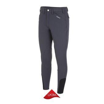 Pantalón con silicona hombre RODRIGO II gris oscuro