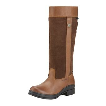 Ariat WINDERMERE - Bottes Femme chocolate