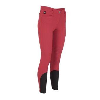 Pantalon siliconé femme ASH dark red