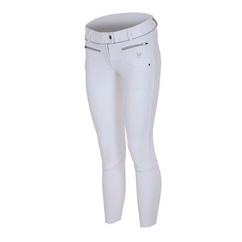 Horse Pilot X BALANCE - Pantalon Femme blanc