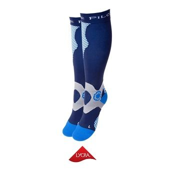 Chaussettes COMPRESSION marine