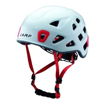 Mountaineering Helmet - STORM white