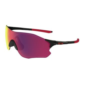 Oakley EVZERO PATH - Lunettes de soleil polished black/prizm road