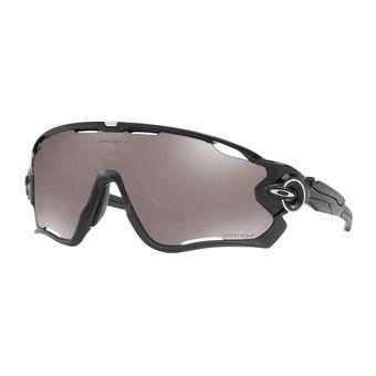 Oakley JAWBREAKER - Lunettes de soleil polarisées polished black/prizm black