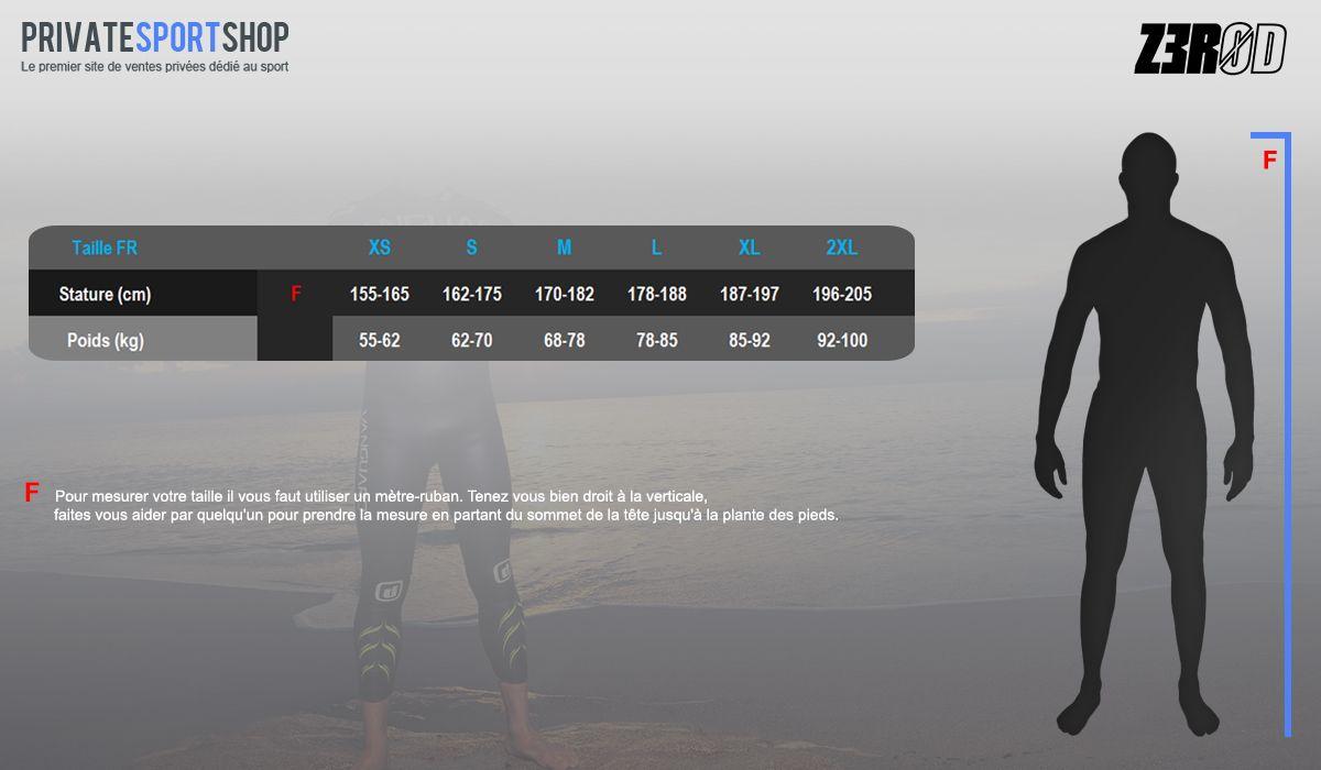 888b381272c Neoprene Jammer - TRAIN black fluo - Private Sport Shop