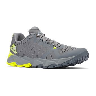 Columbia TRANS ALPS? - Chaussures Homme ti grey steel/zour