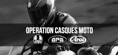 OPERATION CASQUES MOTO