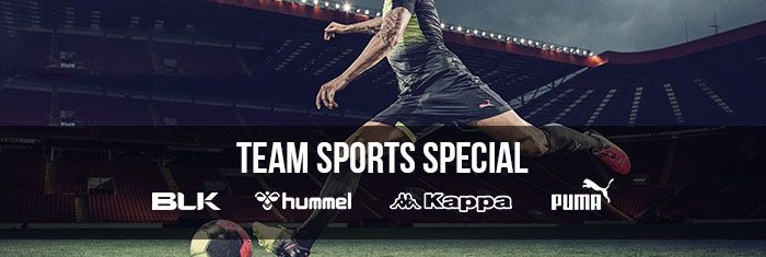 TEAM SPORTS SPECIAL