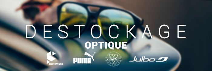 DESTOCKAGE OPTIQUE