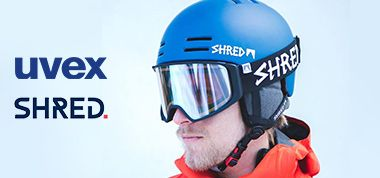 UVEX / SHRED