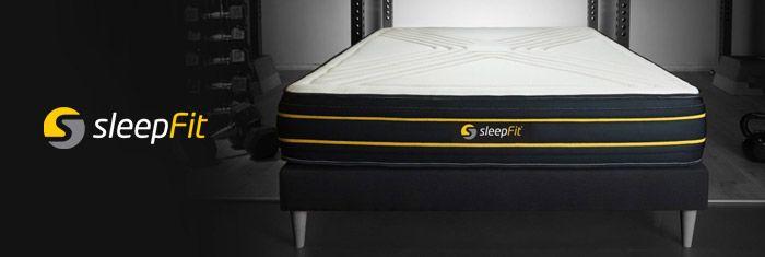 SLEEPFIT pas cher chez PRIVATESPORTSHOP