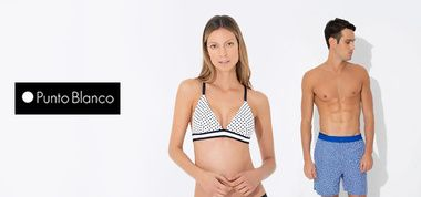 PUNTO BLANCO BEACHWEAR