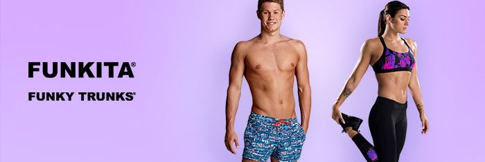 FUNKITA & FUNKY TRUNKS