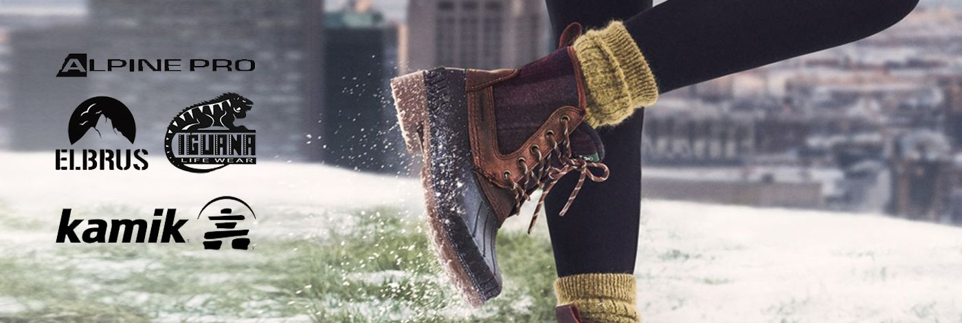 CHAUSSURES & BOOTS HIVER