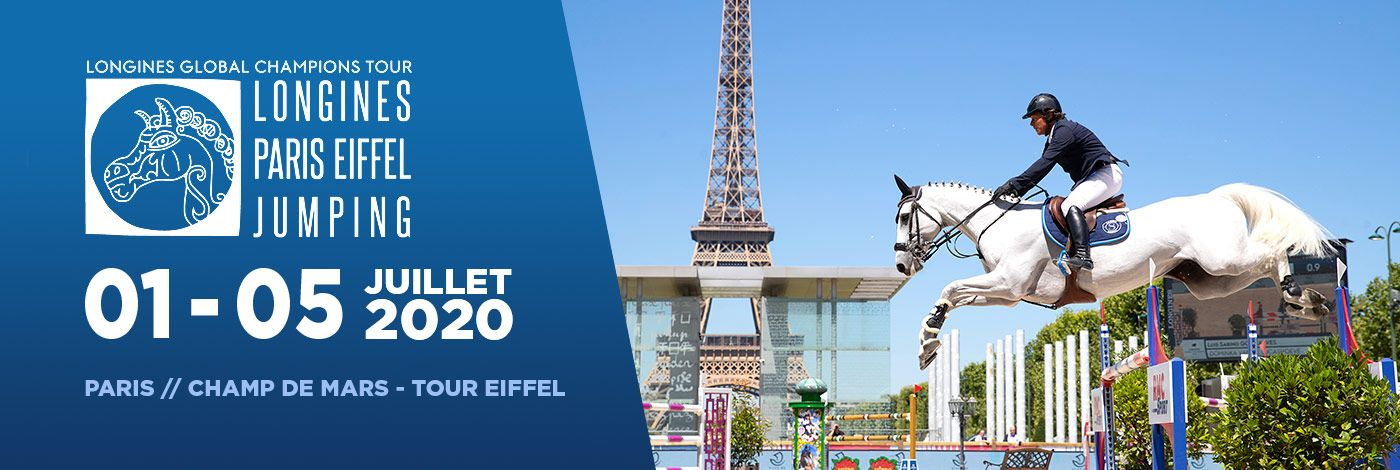 LONGINES GLOBAL CHAMPIONS TOUR – LONGINES PARIS EIFFEL JUMPING