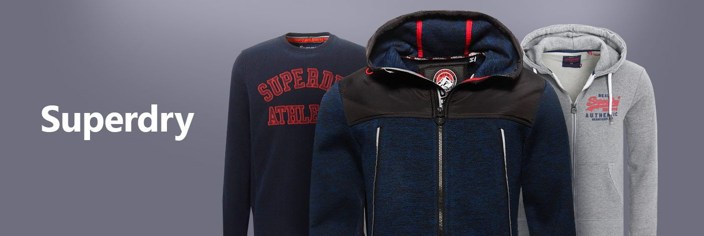 Vente privée SUPERDRY Sweats Private Sport Shop