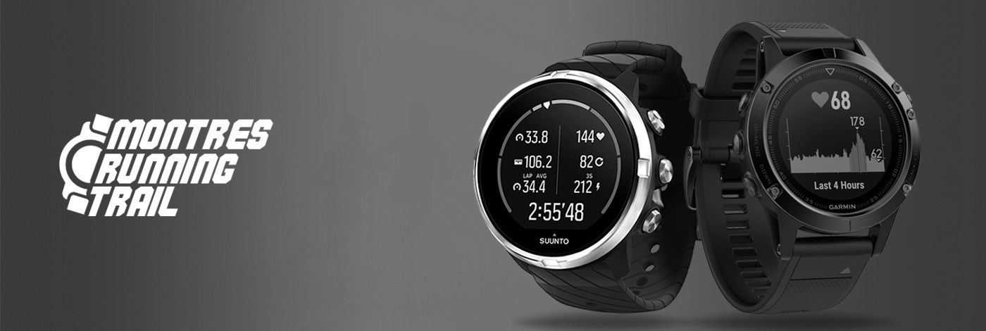 MONTRES RUNNING TRAIL