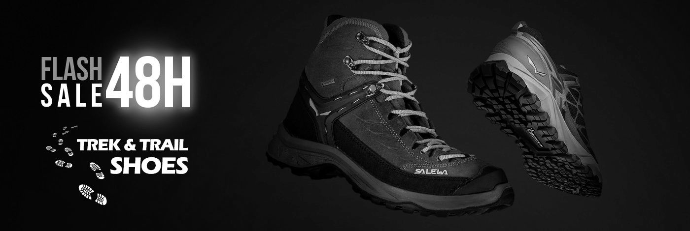 TRAIL & TREKKING SHOES