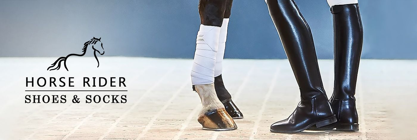 HORSE RIDER SHOES & SOCKS