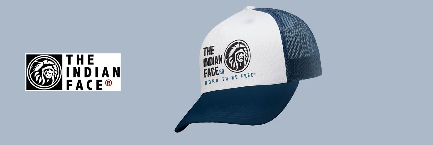 THE INDIAN FACE en vente privilège chez PRIVATESPORTSHOP
