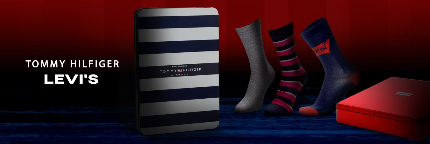 LEVI'S TOMMY GIFT BOX